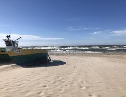 Plaża Jantar
